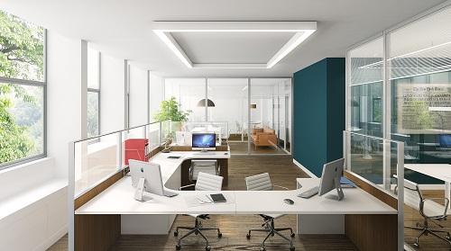 Guide til øjeblikkets tomme kontorlokaler i Albertslund